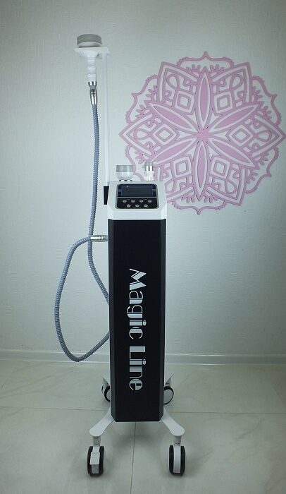 Аппарат вакуумного массажа с функцией радиолифтинга magic line женские стринги спартак